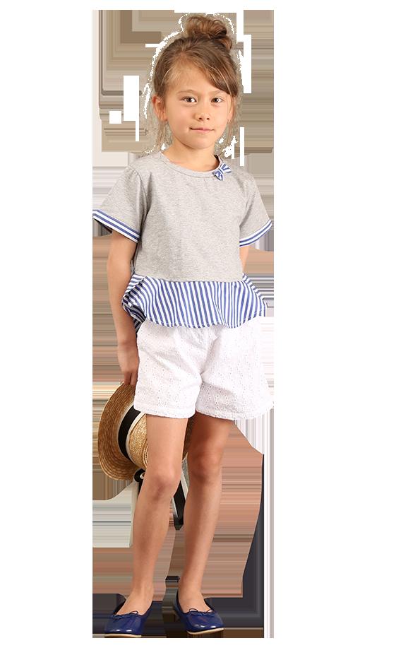 FUSEGUを着ている子供